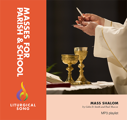 Mass Shalom MP3 Playlist